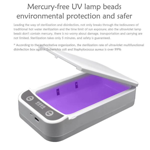 UV multifunctional sterilizer in singapore